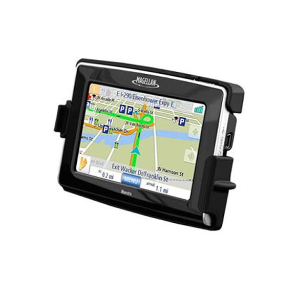 Ram Mount Cradle Holder for the Magellan Maestro 3200, 3210, 3220, 3225 and 3250 (Black) - Landloop