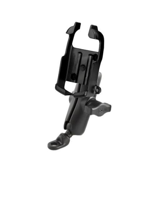 9MM FLAT BASE BIKE MOUNT FOR GARMIN ETREX LEGEND C CX VENTURE CX VISTA C CX HCX - Landloop