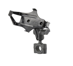 "RAM Torque 3/4"" - 1"" Motorcycle Mount for Garmin GPSMAP 176 176C 196 276C 296 376C 378 396 478 496 - Landloop"