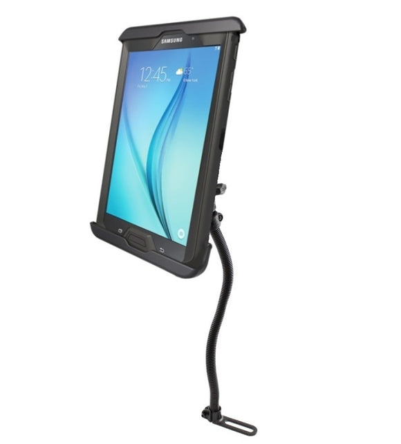 Passenger Seat Stand Mount Kit fits Samsung Galaxy Tab A 8.0 & Tab S2 in Otterbox Defender Case & 8