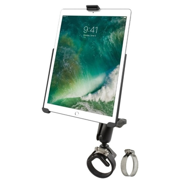 RAM Strong Yoke Strap Aircraft Airplane Mount Holder for Apple iPad Pro 10.5