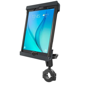 "Torque 1 1/8"" - 1 1/2"" Handlebar Mount fits Apple iPad Air 1 2 in LifeProof or Otterbox Case & 9.7"" Tablets - Landloop"