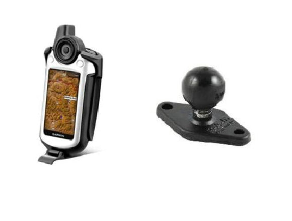 RAM-HOL-GA27U RAM Cradle w/ Back Ball for Gps Garmin Colorado 300 400c 400i 400t - Landloop