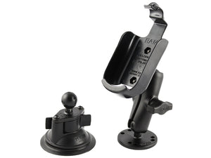 RAM-B-372-DEL1 RAM Twist-Lock Suction & Drill-Down Mount for Delorme Earthmate PN-20, PN-30, PN-40 & PN-60 - Landloop
