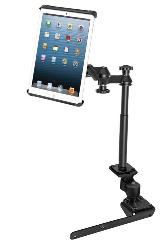 "RAM No-Drill Vehicle Clamping Mount for Amazon Kindle Fire & 7"" Tablets - landloop"