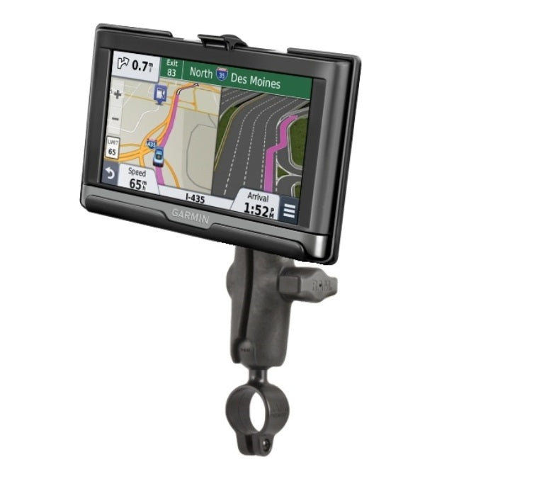 Bike Motorcycle Mount Holder fits Garmin nuvi 2557LMT 2577LT 2597LMT & 2598LMTHD - landloop