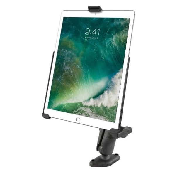 RAM Composite Flat Surface Drill Down Mount Holder Kit for Apple iPad Pro 10.5