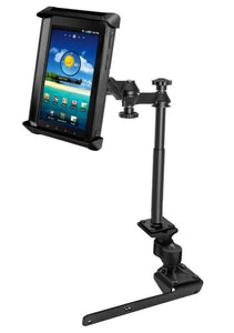 "RAM No-Drill Dodge RAM 1500-5500 Clamping Mount for 7"" Tablets in Heavy Duty Cases - Landloop"