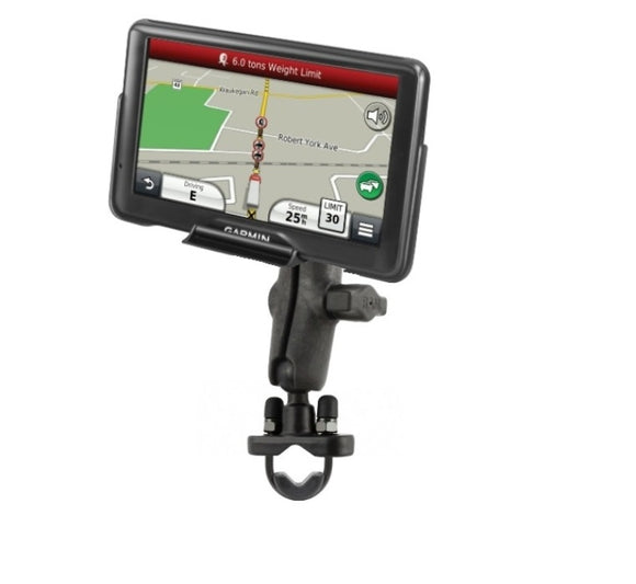 Motorcycle Bike Bicycle Mount fits Garmin dezl 760LMT nuvi 2797LMT & RV 760LMT - Landloop