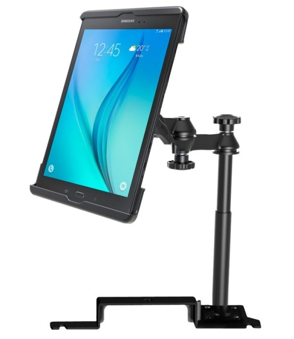 "No-Drill '11-18 Ford Explorer Mount for Samsung Galaxy Tab A 9.7 & 9.7"" Tablets - Landloop"