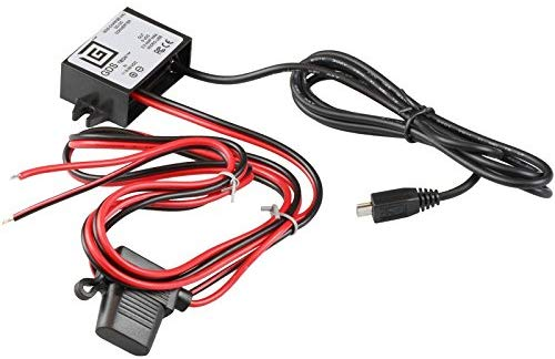 RAM Mounts RAM-GDS-CHARGE-V5U 8-40VDC IN 5-9VDC OUT MICRO MALE CHARGER - Landloop