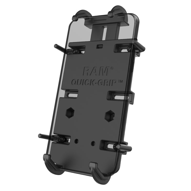 RAM-HOL-PD4U RAM Mounts Quick-Grip XL Large Phone Holder - Landloop