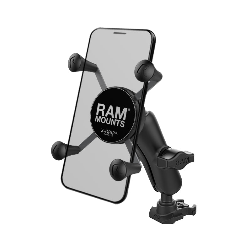 RAP-B-GOP2-UN7U RAM Mounts X-Grip Phone Mount with Ball Adapter for GoPro Bases - Landloop