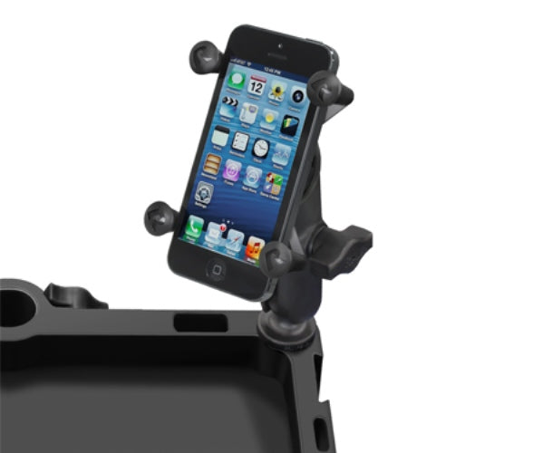 RAM Mounts Strong RAM Universal X-Grip Smartphone Cell Phone Mount Holder for Bait Boards - landloop