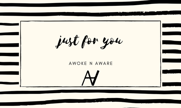 Gift Card - Awoke N' Aware