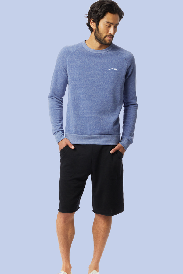 sustainable mens sweatshirt - Awoke N' Aware