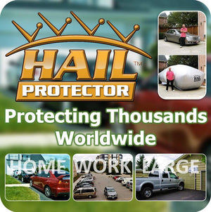 The Best Hail Protection on the Market!