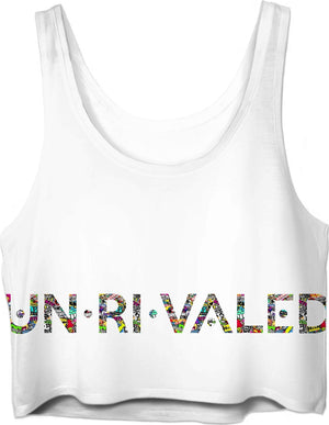 unrivaled crop top