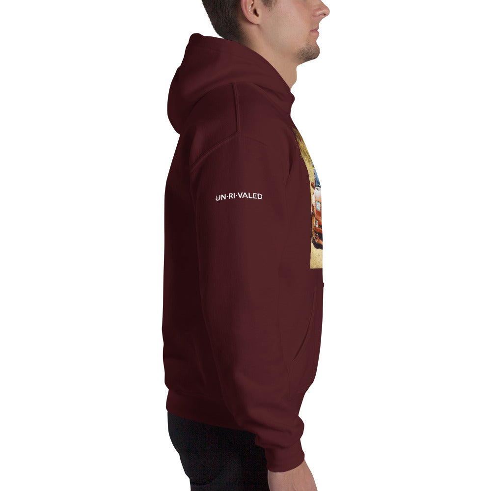 Trent Hooded Sweatshirt