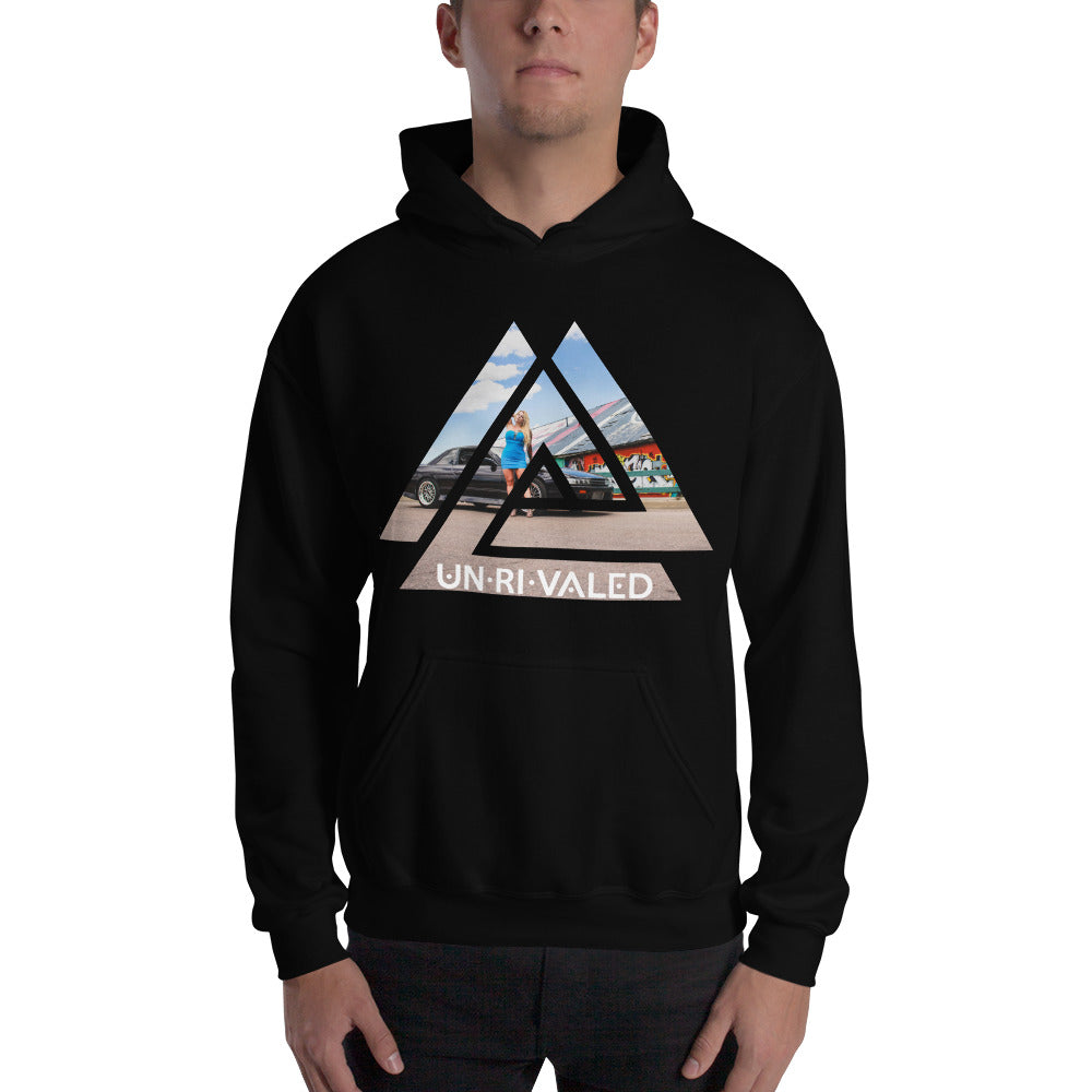 Member 001 Hooded Sweatshirt