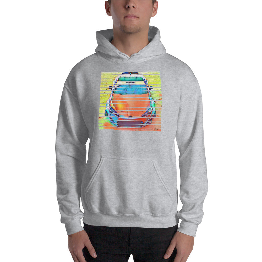Brad Hooded Sweatshirt