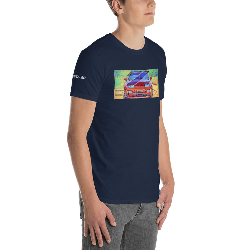 Trent Short-Sleeve Unisex T-Shirt