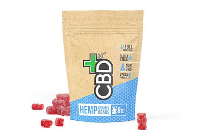 CBDfx Gummy Bear Pouch (8 pieces)