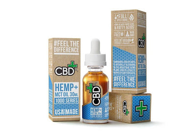 CBDfx Hemp & MCT Oil Tincture (1000mg 30ml)