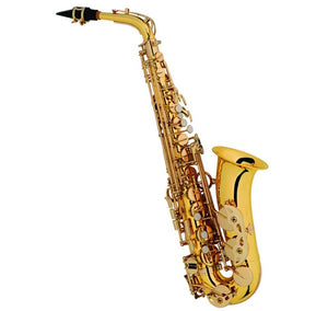 Coley Musical C-6430YL Intermediate Eƅ Alto Saxophone