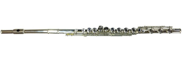 Coley Musical C-6455FS Intermediate C Flute, 18 Hole