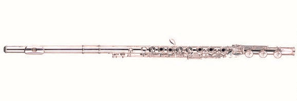 Coley Musical C-6457FS Intermediate C Flute, 17 Hole