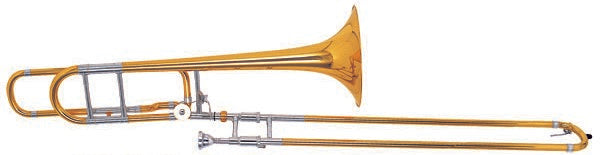 Coley Musical C-6427L BƄ/F Tenor Trombone with F Attachment