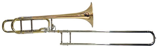 Coley Musical C-6427RL BƄ/F Tenor Trombone with F Attachment