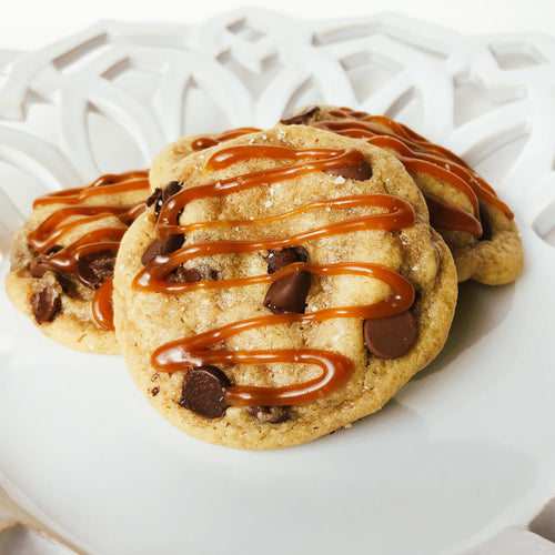 Salted Caramel Chocolate Chip