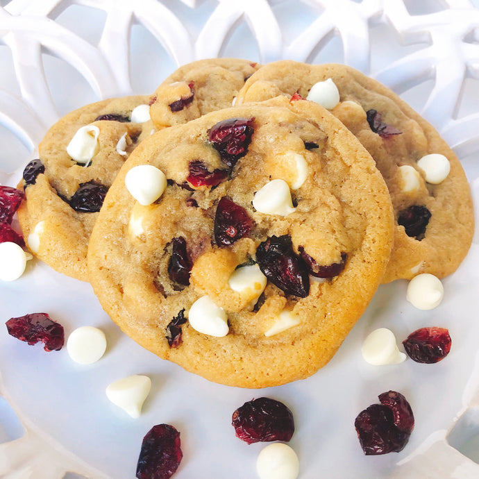 Cranberry White Chocolate