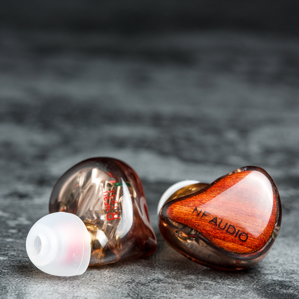 Hidizs' Newest Handcrafted NF-3U High-End IEMs