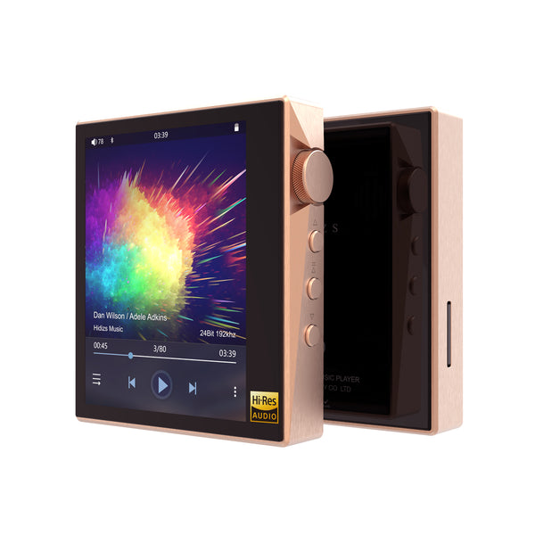 Hidizs AP80 Portable Hi-Res Music Player