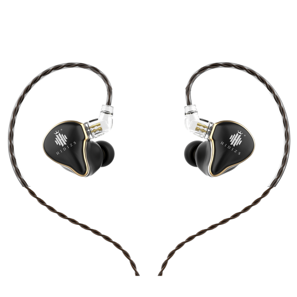 Hidizs Mermaid MS1 Dynamic Drivers Monitor Earphones