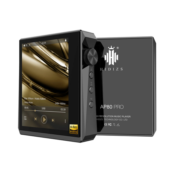 Hidizs AP80 Pro Portable Lossless Music Player