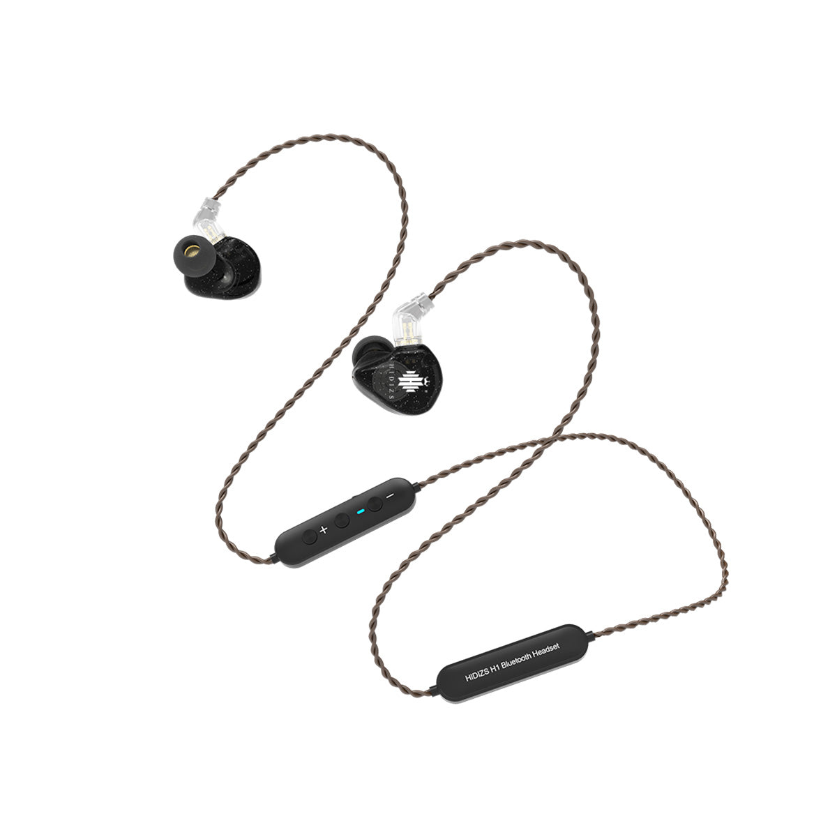 Hidizs H1 Neckband Sports Bluetooth HiFi Earphones