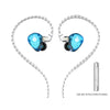 Hidizs Mermaid MS1 Rainbow HiFi In-Ear Monitor Earphones