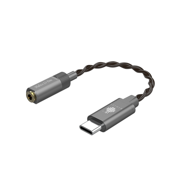 Hidizs S3 / Type-C DAC Audio Cable Converter