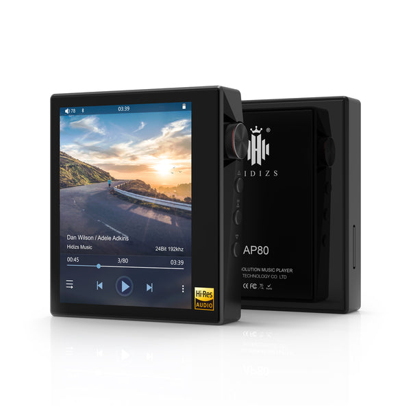 de0348090 PORTABLE MUSIC PLAYER – Hidizs