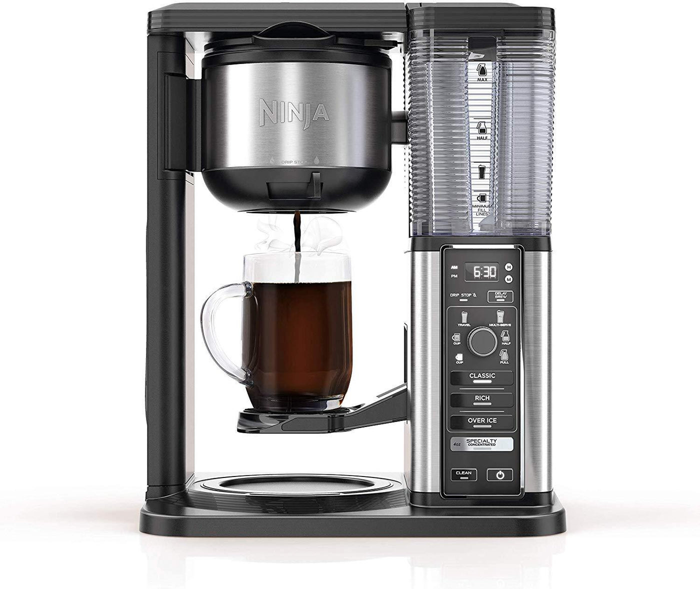 A Great Single Cup Brewing Option Ninja Coffee Maker Review Bean Hoppers