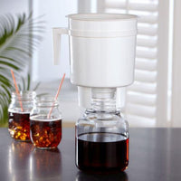 How to make large batches of Cold Brew Coffee with the Toddy Maker - Bean Hoppers