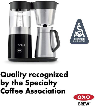 OXO BREW 9 Cup Coffee Maker - Bean Hoppers