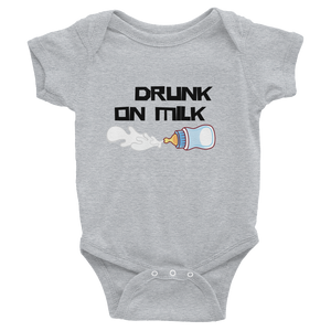 Drunk on Milk | Baby Onesie