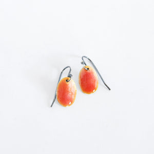 Small Petal Earrings