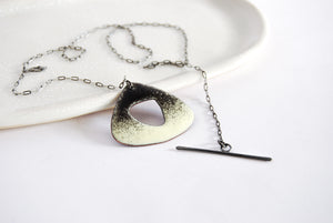 Raye Toggle Necklace