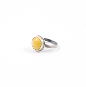 Small Cabochon Ring